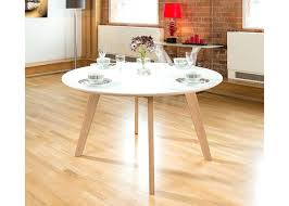 wood modern dining table small round wood modern dining table furniture self assembly alkali resistant modern