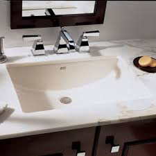 American Standard Studio Ceramic Rectangular Undermount Bathroom