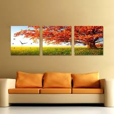 framed wall art set of 3 framed wall decor sets of 3 3 panel canvas art