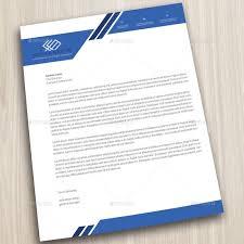 Letterhead Business Letter Company Letterhead Business Corporate Letter Head Format
