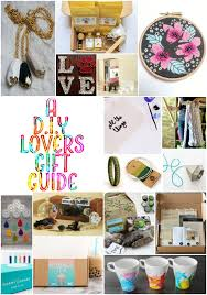 a diy lover s gift guide