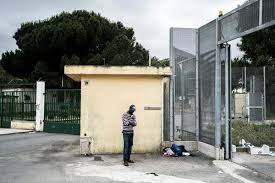 Mafia Vending Machines Simple Mafia In Italy Siphons Huge Sums From Migrant Centers The New York