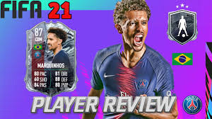 FIFA 21 PLAYER REVIEW | 87 FUT FREEZE MARQUINHOS