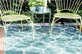 plastic patio chairs dollar general 4 stylish outdoor area rugs for your deck or patio at