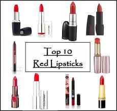 top 10 matte red lipsticks for indian skin s indian makeup