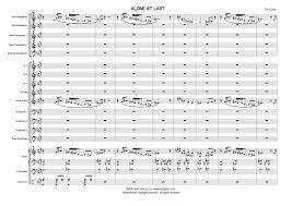 Bert Joris Sheet Music Original Big Band Compositions Bert