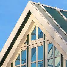 Dreiecksfenster Kaufen Dreieckige Fenster Für Dachgiebel