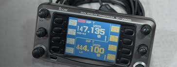 Icom Ic 2800h Retro Radio Review Kb9vbr J Pole Antennas