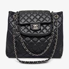 Chanel Quilted Black Tote – Rent That Bag LLC & Quilted Black Tote Adamdwight.com