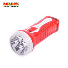 Mrdiy Rechargeable Torch Light Led