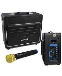Osawa Osw-9120 Taşınabilir Portatif Seyyar Ses Sistemi