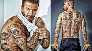 самые крутые татуировки футболистов Foot Life