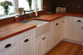 kitchen counter. Cherry Wood Kitchen Countertops In Chicago Counter P