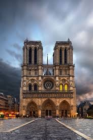 Notre Dame Industrial Design The Notre Dame De Paris Cathedral A Must In The City Of Love
