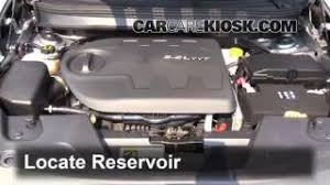interior fuse box location 2014 2016 jeep cherokee 2014 jeep add windshield washer fluid jeep cherokee 2014 2016