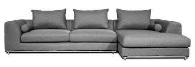 Modern sectional sofas Comfy Mercer Small Sectional Right graphite Cantoni Modern Sectional Sofas Cantoni