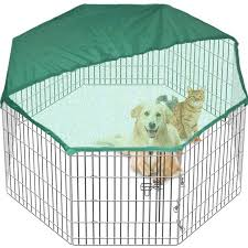 outdoor dog fence best of pet playpen dog puppy cage folding run fence garden crate indoor