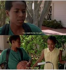 Love And Basketball Quotes Interesting Love And Basketball Best Movies Pinterest Movie Laughter And