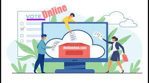 ระบบโหวตออนไลน์ เลือกตั้งออนไลน์, Vote Online, Election Online System -  YouTube