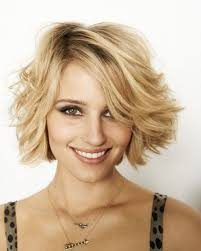 cute easy hairstyles for short wavy hair
