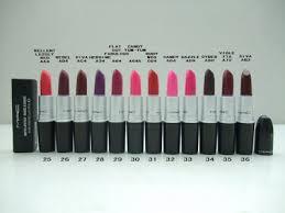 mac make up matte lipstick rouge a levres 3g 0 1oz