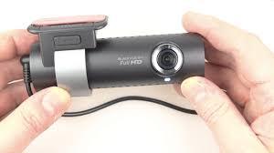 blackvue dr500gw hd car dashcam camera review demo youtube