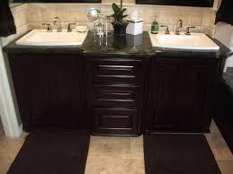 elegant black wooden bathroom cabinet. cabinets custom bathroom vanity built elegant black wooden cabinet k