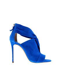 Blue Designer Heels Luxury Sandals And Designer Sandals For Sale Online By