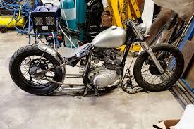 yamaha sr250 bobber parts hobbiesxstyle