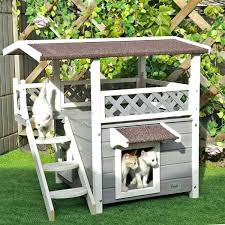 cat tree house super stylish cat houses furniture home essentials for the discerning cat lover easy