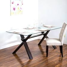 glass table top base medium size of living tops for tables round dining and 8 chairs wood base and glass top