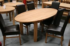 antique oval oak dining table and chairs. antique oval oak dining table and chairs