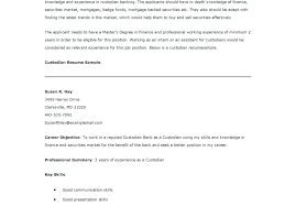 Find Resumes For Free Unique Free Custodian Resume Samples Custodial Maintenance Resume Examples