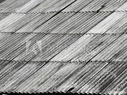 old assbestos roof asbestos cement roofing corrugated sheets