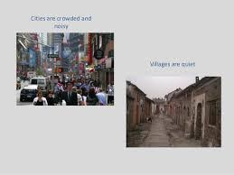 vs city essay village vs city essay