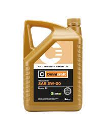 d1 5w 30 omnicraft engine oil