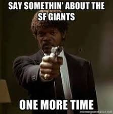 SF Giants⚾  ◾  /49ers. ❤   on Pinterest | San Francisco Giants ... via Relatably.com