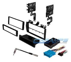 cadillac car stereo radio dash installation kit w bose wiring image is loading cadillac car stereo radio dash installation kit w