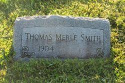 Thomas Merle Smith (1904-1983) - Find A Grave Memorial