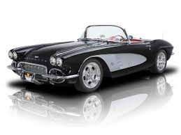 1961 Chevrolet Corvette for Sale | ClassicCars.com | CC-989577