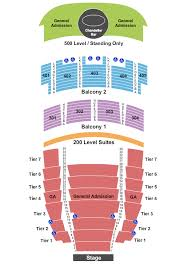 Wichita Theater Seating Chart Arvest Bank Theatre At The Midland Tickets Box Office