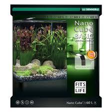 Нано-<b>аквариум Dennerle NanoCube Basic</b> 60л с базовым ...