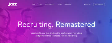 The Resumator Awesome The Resumator Relaunches As Jazz Aims To Bring Data To The