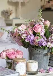 Ingles Floral Con Flores Rosas Detalle De Estilo Ingles Beautiful