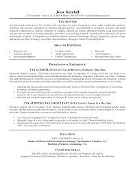 Auditor Resume Examples Examples Of Resumes