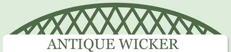 caring for antique wicker furniture