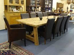 Esstisch Tisch Esszimmertisch Teakhholz Massiv 12 Personen 2710