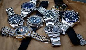 different watches for different occasions reel pride michigan dive watches collection