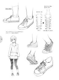 Drawing Art People Dress Lace Shoes Person Draw Feet Boots Human