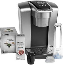 Shop items you love at overstock, with free shipping on everything* and easy returns. Amazon Com Keurig Fil K Elite C Single Serve Coffee Maker Brushed Silver With 15 Water Filter And My K Cup 2 Kitchen Dining